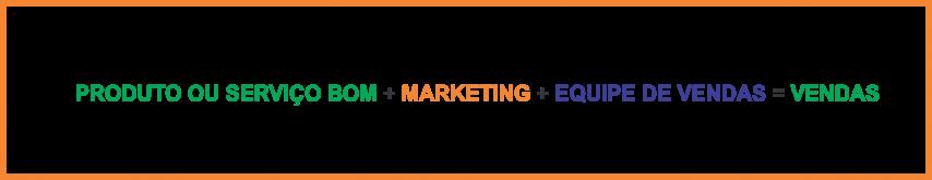 Formula de sucesso em Marketing e vendas